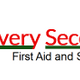 Every Second Counts First Aid and Safety Training logo