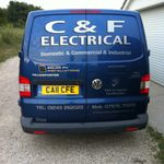 C & F Electrical Contractors Ltd profile image.