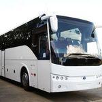 Newcastle Minibus Hire profile image.