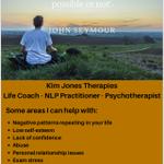 Kim Jones Therapies Ltd profile image.