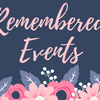 Remembered Events profile image