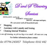 DandS Domestic Services profile image.