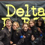 Delta Force Paintball profile image.