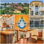 Pure Cleaning Services profile image.