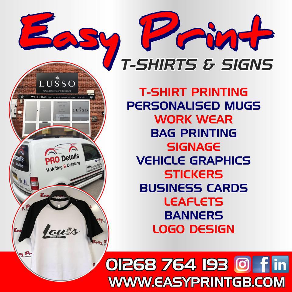 EasyPrint T-Shirts Ltd