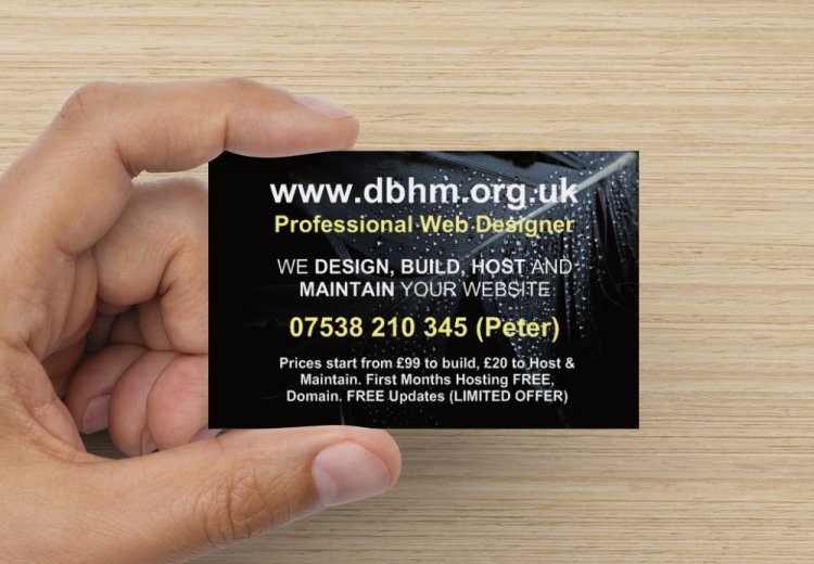 DBHM.org.uk