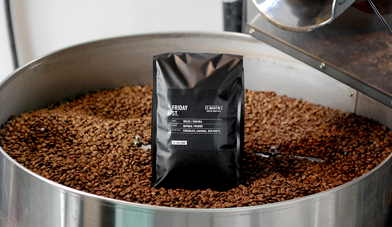 St Martins Coffee Roasters Bark Profile And Reviews