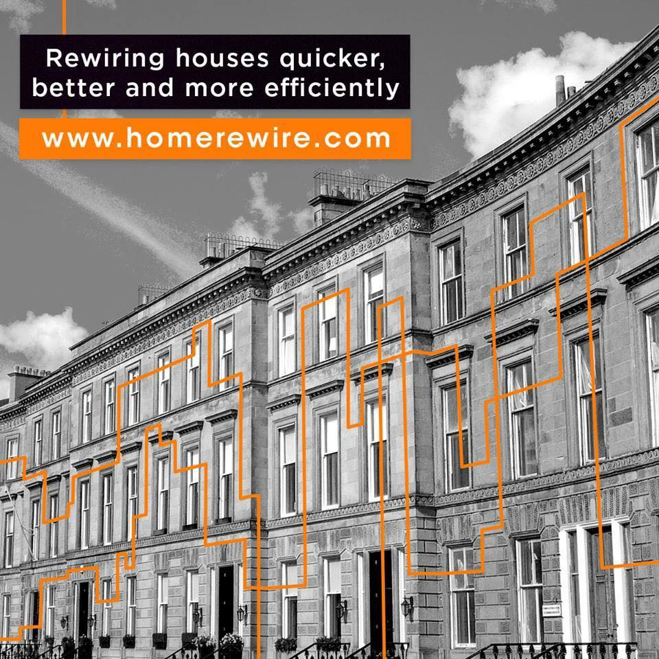 Homerewire Scotland Ltd Reviews Rewiring An Old House Plaster Walls