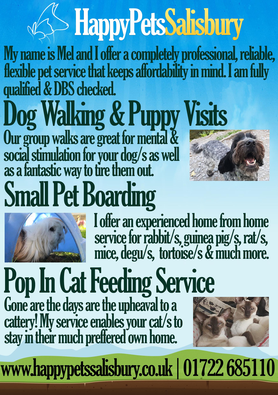 Happy Pets Salisbury | Bark Profile and Reviews