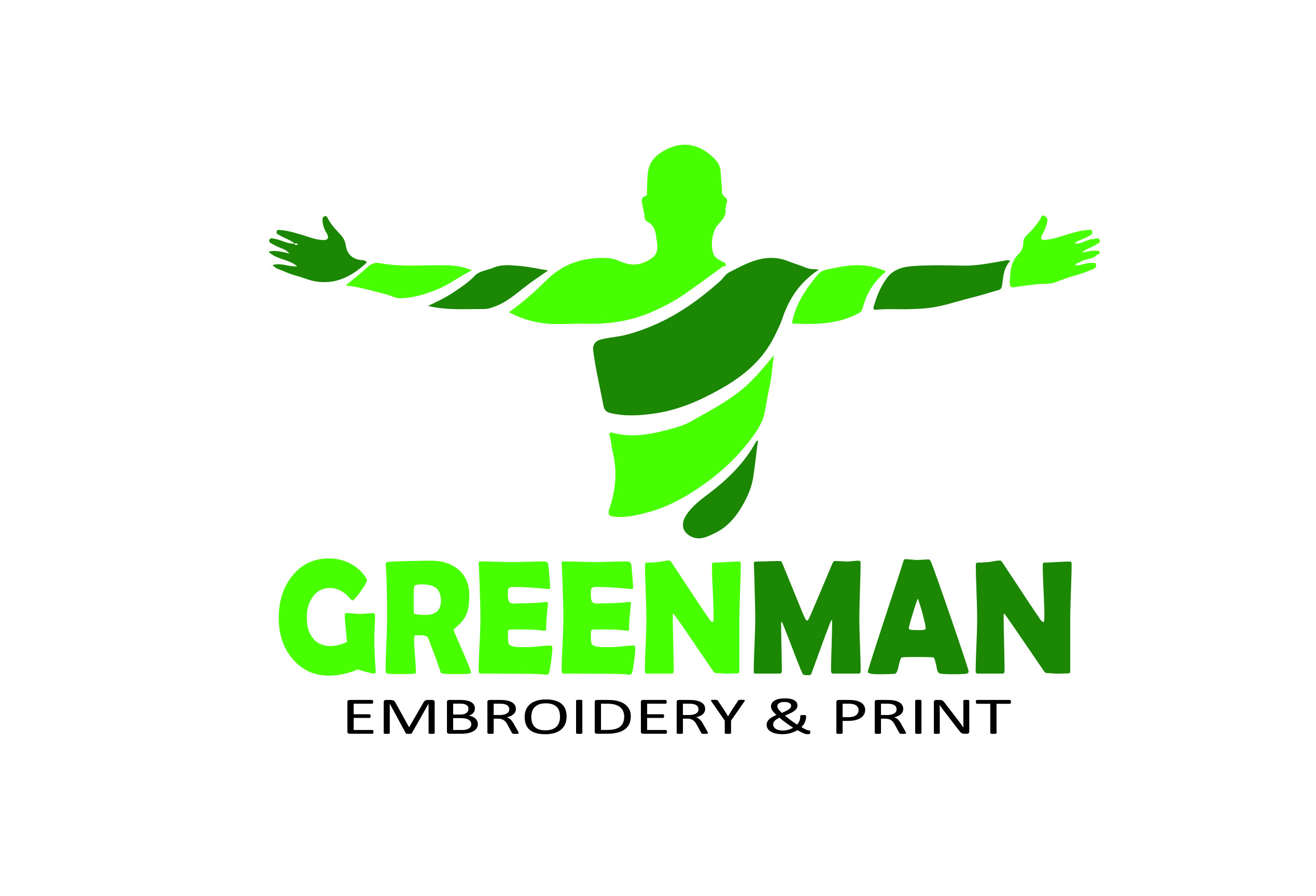 Greenman Embroidery & Print